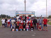 Огляд IV етапу Чемпіонату України з картингу Ротакс 2017