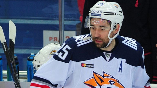 Финалист КХЛ Зарипов дисквалифирован на 2 года за допинг