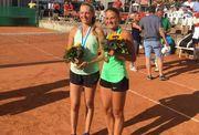 Костюк и Дема выиграли юниорский чемпионат Европы в парном разряде