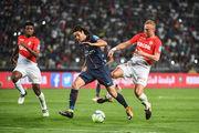 Монако — ПСЖ — 1:2. Видеообзор матча