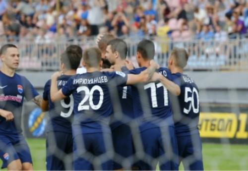 Мариуполь — Черноморец — 3:0. Видеообзор матча