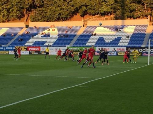 Олимпик — Верес — 0:0. Видеообзор матча