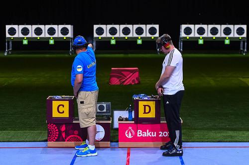 Сборная Украины — чемпион Европы по пулевой стрельбе!