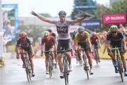 Данни Ван Поппель одержал победу в спринте на 5-м этапе Тура Польши