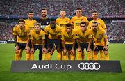 Атлетико обыграл Ливерпуль в финале Audi Cup