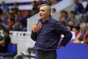 Большаков возглавил женскую сборную Украины