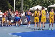 3х3: Жіноча збірна України U-18 розгромила Велику Британію