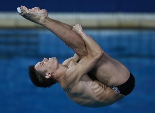 Илья КВАША: «Планирую попробовать новый винтовой прыжок»