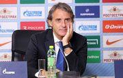 Роберто МАНЧИНИ: «Терентьев просто ответил на нападки Адриано»