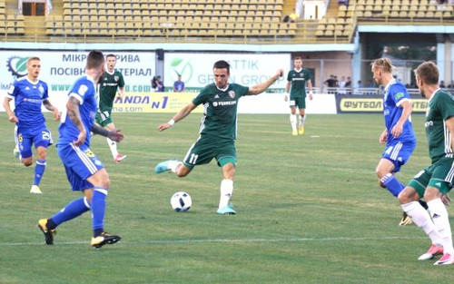 Ворскла — Динамо Киев — 0:0. Видеообзор матча