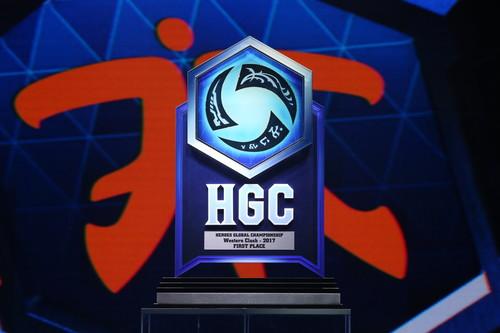 Fnatic - Чемпионы HGC: Западная стычка