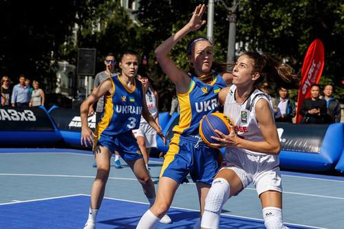 3х3: Чоловіча і жіноча збірні України U-18 взнали суперників по ЧЄ