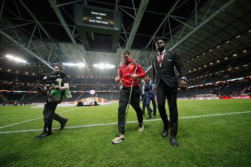 Манчестер Юнайтед начал переговоры по новому контракту Златана
