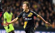 Сергей Болбат отметился вторым забитым мячом за Локерен