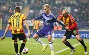 Теодорчик забил свой 12-й гол за Андерлехт