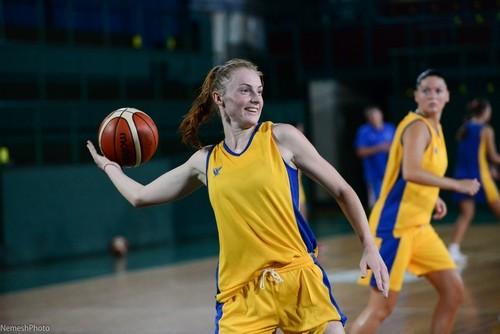 Жіноча збірна України розпочала підготовку до Євробаскета