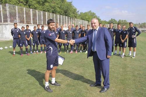 Молодежка Черноморца крупно обыграла сверстников из Олимпика