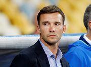 Шевченко вызвал в сборную Украины 7 игроков из зарубежных чемпионатов
