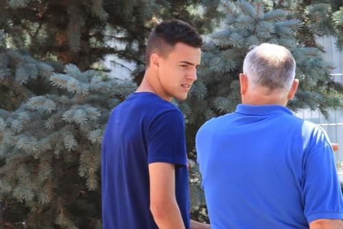 Басанович не подошел киевскому Динамо