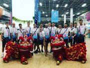 Обе волейбольные сборные Украины прибыли на Универсиаду
