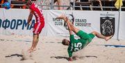 Суперфинал ЧУ-2017 по пляжному футболу: итоги первого дня