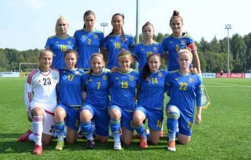 Збірна Україна WU-17 – переможець Турніру розвитку УЄФА в Мінську