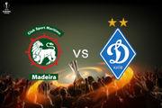 Маритиму — Динамо — 0:0. Видеообзор матча