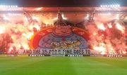 ФОТО ДНЯ. Фанаты Легии ответили УЕФА