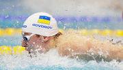 Андрей ГОВОРОВ: «Надеюсь выиграть два золота на Универсиаде»