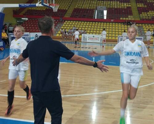 Жіноча збірна України U-16 стартувала з перемоги на чемпіонаті Європи