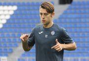 БЕЛЕНЬКИЙ: «Моей задачей было зацепиться за мяч и развивать атаки»