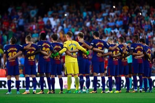 Барселона игроки фамилии