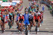 Маттео Трентин – победитель 4 этапа Вуэльты Испании-2017