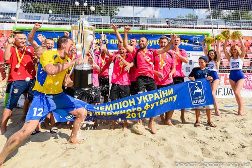 Відео-звіт та фото Суперфіналу чемпіонату України з пляжного футболу
