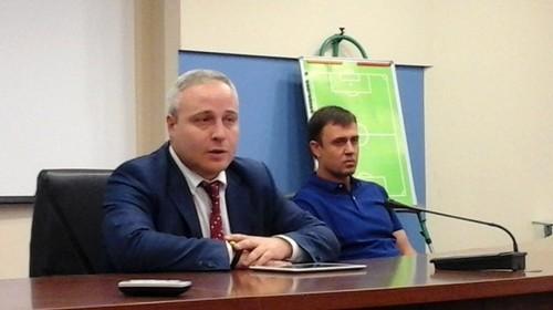 ОФИЦИАЛЬНО: Александр Грановский назначен и.о. наставника Черноморца