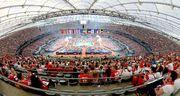 В Польше начался чемпионат Европы среди мужчин