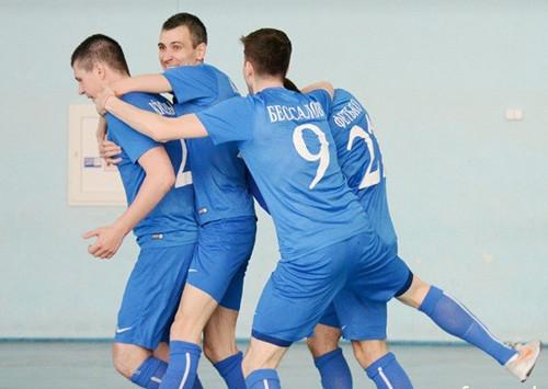 Херсонский Продэксим в первом матче разгромил чемпиона Венгрии