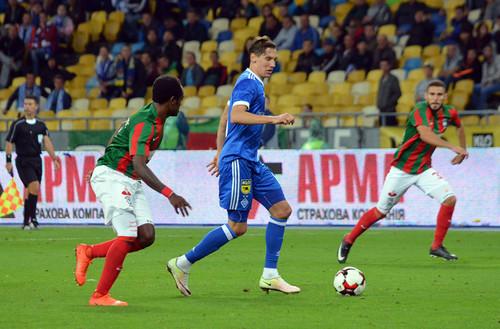 Динамо Киев — Маритиму — 3:1. Видеообзор матча