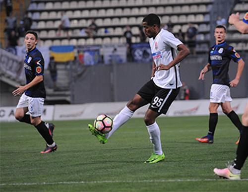 Заря на Славутич-Арене забила Черноморцу пять безответных мячей