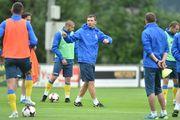 Шевченко огласил состав на матчи с Турцией и Исландией