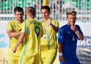 Пляжный футбол: Украина обыгрывает Италию и выходит в Суперфинал!