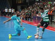 Спортинг реваншировался у Мовистар Интера за финал Кубка УЕФА
