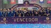 Барселона Ласса выиграла турнир грандов Португалии и Испании