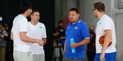Мурзин объявил окончательный состав сборной Украины на Евробаскет
