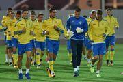 Збірна України провела перше тренування в Харкові