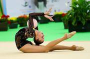 Универсиада-2017. Луценко выиграла бронзу в упражнениях с обручем