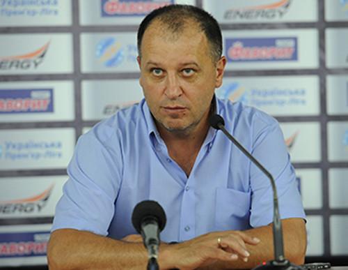 Юрий ВЕРНИДУБ: «Наконец-то мы показали тот футбол, который хотели»