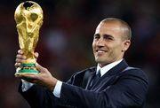 Фабио КАННАВАРО: «Роналду заслужил Золотой мяч»