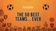Динамо попало в топ-20 лучших команд всех времен