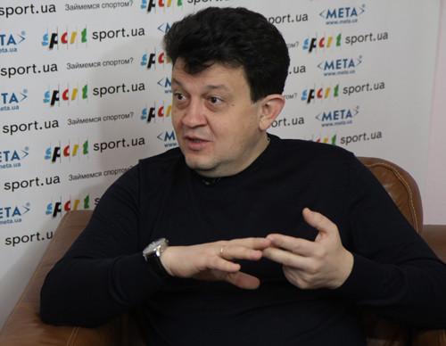 Андрей НОВИКОВ: «Будем подстраиваться под условия ФИФА и УЕФА»